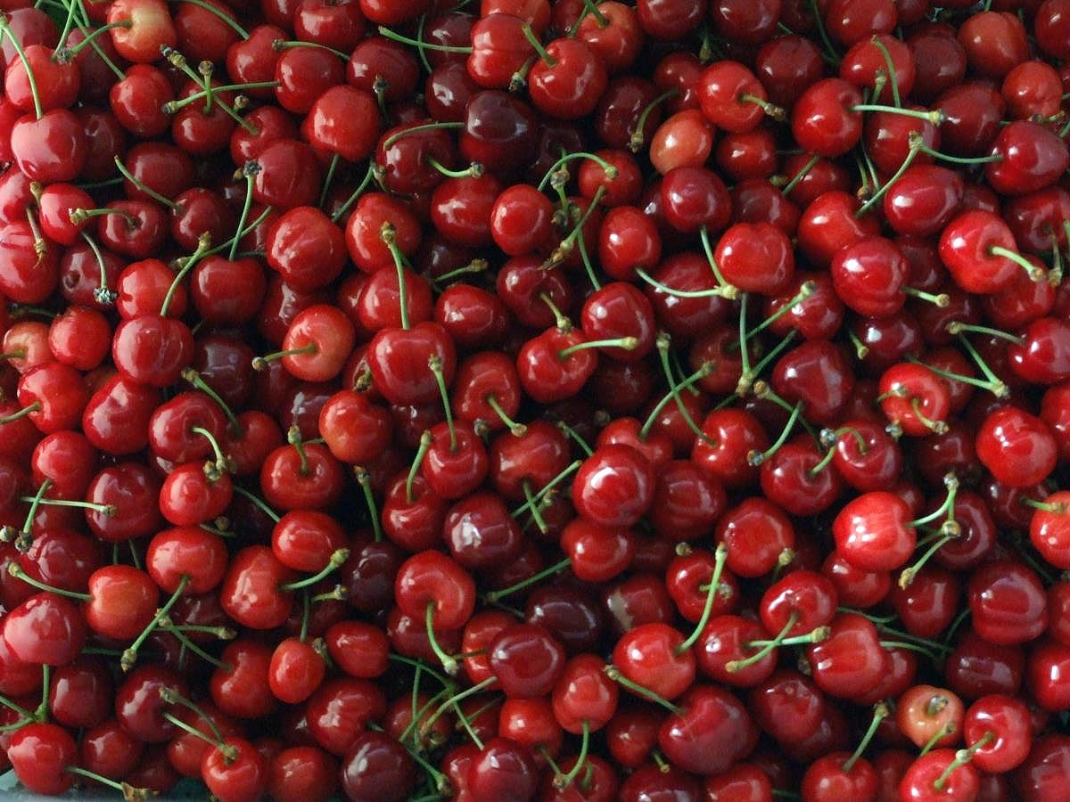 Rainbow Foods | Fresh Cherries better than Cough Drops